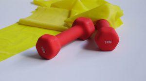 oefenmateriaal bij training van ouderen
